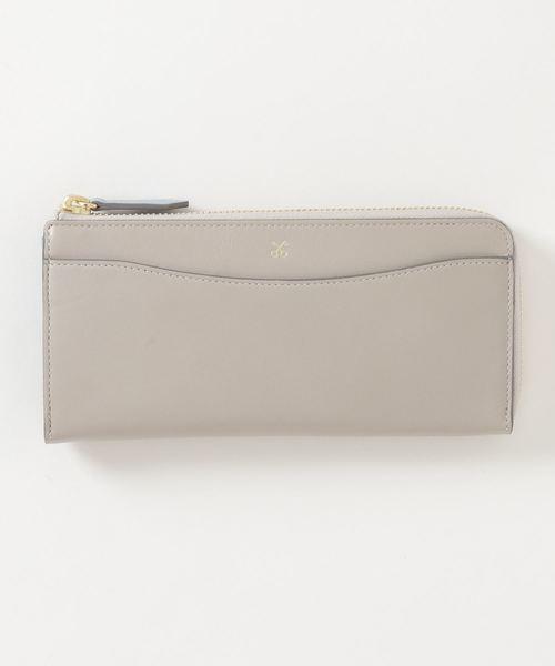SAZABY(サザビー)の「HHG-02/財布(財布)」|ライトグレー