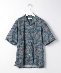 [ ミュルーズ ] SC MULHOUSE オープンカラー 半袖 シャツ �A