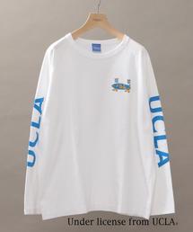 【別注】 <UCLA> B-SURF L/TEE/Tシャツ ◆