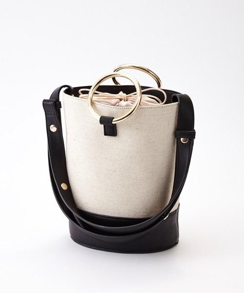 Summer Ring Bucket Bag