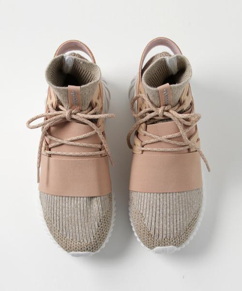 adidas TUBULAR DOOM PK (ST PALE NUDE/CLEAR BROWN)