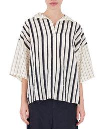 RITO(リト)のRITO ストライプショートスリーブTシャツ(シャツ/ブラウス)