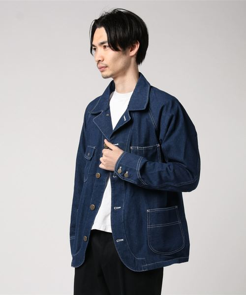 DENIM COVER ALL
