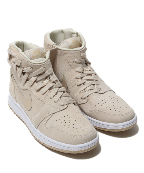 9048eef82159 NIKE WMNS AIR JORDAN 1 REBEL XX (LIGHT CREAM DESERT ORE-WHITE)  SP ...