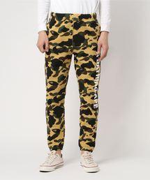 1ST CAMO SLIM SWEAT PANTS M(パンツ)