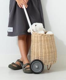 こども ビームス(コドモビームス)のOlli Ella / LUGGY カゴ カートバッグ 19(スーツケース/キャリーバッグ)