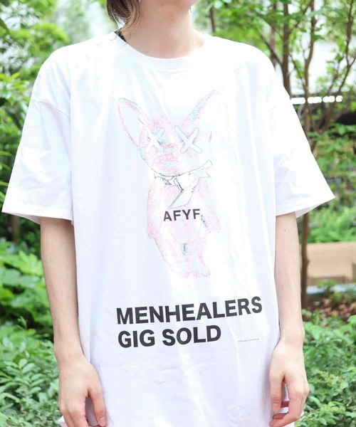 AFYF(エーエフワイエフ)の「AFYF GILDAN BODY PREMIUM SOUVENIR T2/オーバーサイズ ギルダン ボディ プレミアムスーベニア Tシャツ(Tシャツ/カットソー)」|その他18