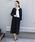 PICCIN(ピッチン)の「【WEB限定】綾織りツイードワイドパンツ(スーツパンツ)」|詳細画像