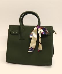 bd002006096f florist(フローリスト)の「【2way】スカーフ付きオフィストートバッグ(