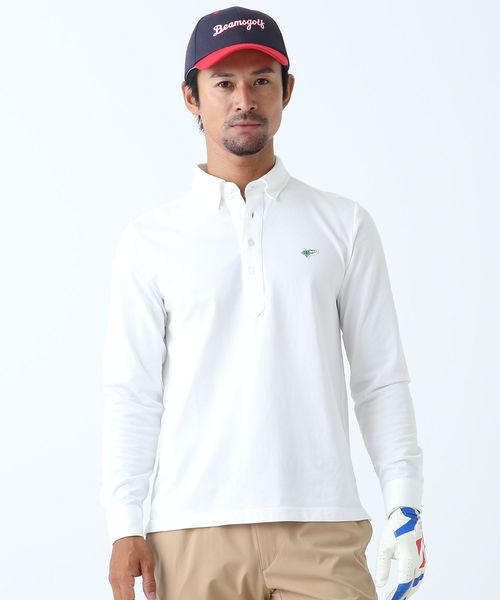 【新発売】 BEAMS LABEL GOLF ORANGE LABEL/ クールマックス B.D. ORANGE ポロシャツ(ポロシャツ)|BEAMS メン,BEAMS GOLF(ビームスゴルフ)のファッション通販, シープウィング:0e051493 --- 5613dcaibao.eu.org