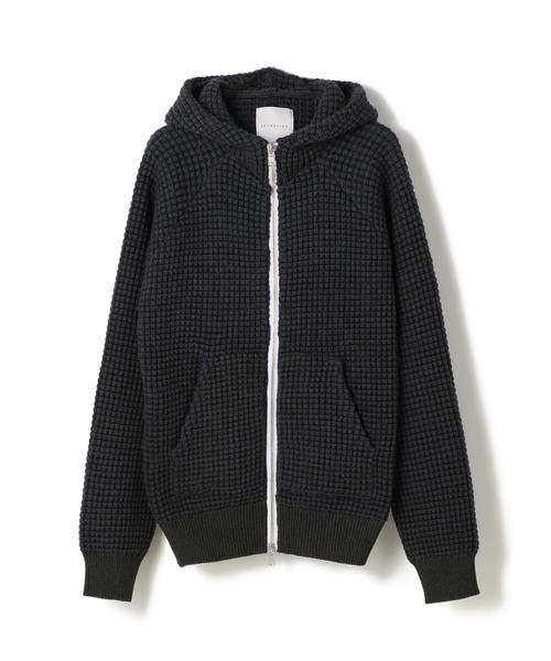 超歓迎 【セール】ESTNATION ウールモヘヤ ワッフルニットパーカー(パーカー)|ESTNATION(エストネーション)のファッション通販, 大網白里町:de90c5f6 --- blog.buypower.ng