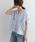 URBAN RESEARCH DOORS(アーバンリサーチドアーズ)の「半袖ワイドタックシャツ(シャツ/ブラウス)」 ストライプ