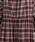 merlot(メルロー)の「チェック柄サイドスリットドロストワンピース079-7271(ワンピース)」 詳細画像