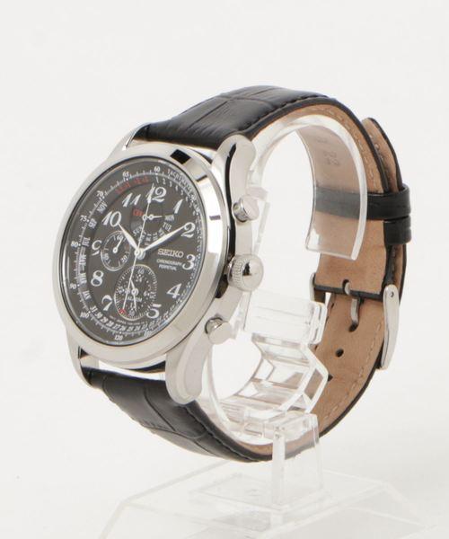 【サイズ交換OK】 SEIKO セイコー/ 日本製クォーツ クロノグラフ メタルバンド 日本製クォーツ クロノグラフ メタルバンド SPC133P1(腕時計)|SEIKO(セイコー)のファッション通販, リバース:37a67fb0 --- kredo24.ru