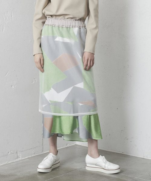 激安特価 TRANSPARENT SKIRT/トランスペアレント スカート(スカート)|mintdesigns(ミントデザインズ)のファッション通販, アワシマウラムラ:104a4e69 --- arguciaweb.com