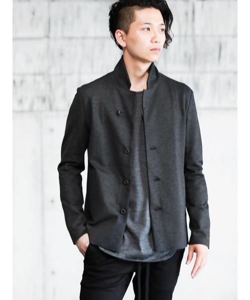 魅力的な Ry/Nyストレッチポンチ 3Bジャケット(テーラードジャケット)|ATTACHMENT(アタッチメント)のファッション通販, クリーン専科:99084883 --- tsuburaya.azurewebsites.net