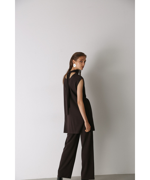 超人気新品 Back tie style setup(ワンピース) style|RIM.ARK(リムアーク)のファッション通販, 尾上町:88f48143 --- svarogday.com