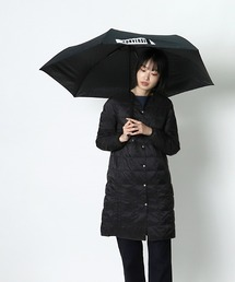 【 CONVERSE / コンバース 】 晴雨兼用 ユニセックス折りたたみ日傘 CON-MT-58M OGW ・・ブラック×ホワイト
