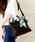 florist(フローリスト)の「【2way】スカーフ付きフラップハンドバッグ/ショルダーバック(ハンドバッグ)」 詳細画像
