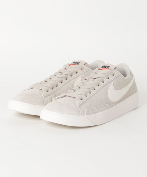 premium selection ead91 232e9 NIKE ナイキ W BLAZER LOW SD ナイキ ウィメンズ ブレーザー LOW SD AV9373 002DESERT  SAND/SAIL-SAIL
