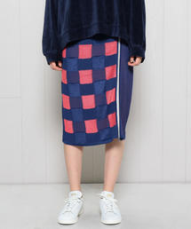 <rag & bone>RIDLEY CHECK TIGHT SKIRT/スカート.