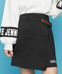 JENNI love(ジェニィラブ)のランダムヘムラップスカート(スカート)
