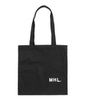 MHL. | LIGHT COTTON DRILL(トートバッグ)