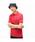 LACOSTE(ラコステ)の「『L.12.12』定番半袖ポロシャツ(ポロシャツ)」|チェリーレッド