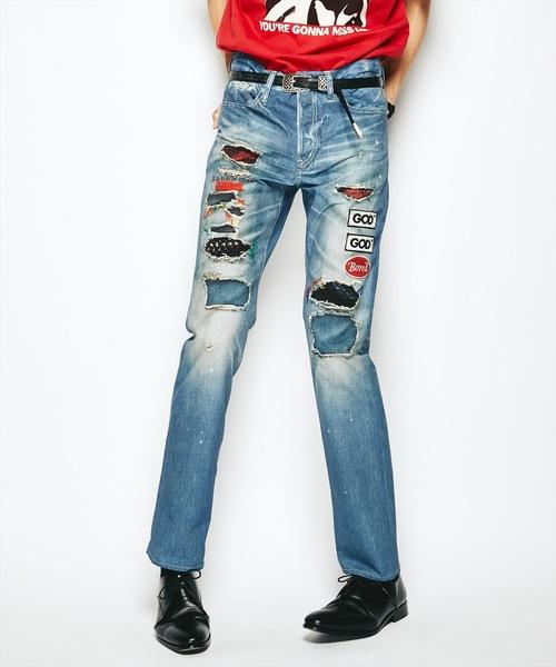 超歓迎された 【ブランド古着】パンツ(パンツ) HYSTERIC GLAMOUR(ヒステリックグラマー)のファッション通販 - USED, ミュージックハウス フレンズ:2426ece8 --- dpu.kalbarprov.go.id