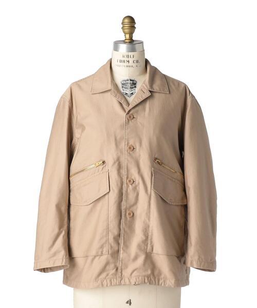 Drawer コットンバイオフィールドジャケット