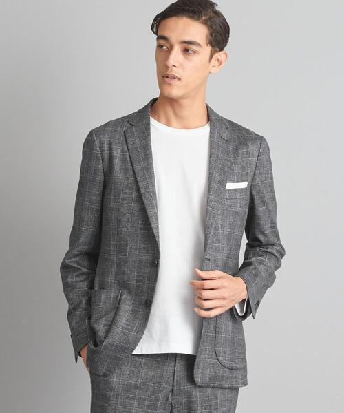 【WORK TRIP OUTFITS】★WTO TRPU プリント ジャージ スリム ジャケット