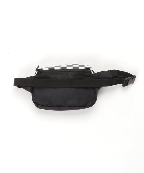 VANS ヴァンズ Checker Flap Body Bag ボディバッグ VA19SS-UB05 BLACK