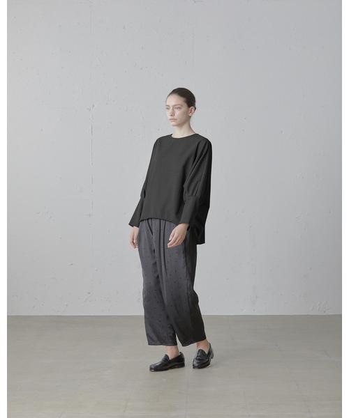使い勝手の良い クルーネックコクーンプルオーバー(シャツ/ブラウス)|mizuiroind(ミズイロインド)のファッション通販, WsisterS (ダブルシスターズ):a0883ca5 --- tsuburaya.azurewebsites.net