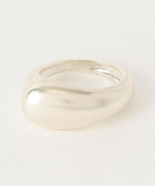 ○ANNIKA INEZ(アニカ イネス)SOLID アシメリング / 指輪
