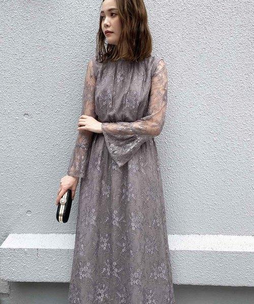 【売れ筋】 ペプラムスリーブワンピース(ドレス)|kaene(カエン)のファッション通販, 一関市:84494335 --- 5613dcaibao.eu.org