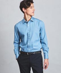 ◎UADT ダンガリー ショートワイドシャツ