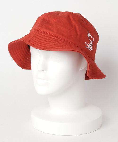 【PEANUTS/ピーナッツ】EXERCISING SNOOPY BUCKET HAT