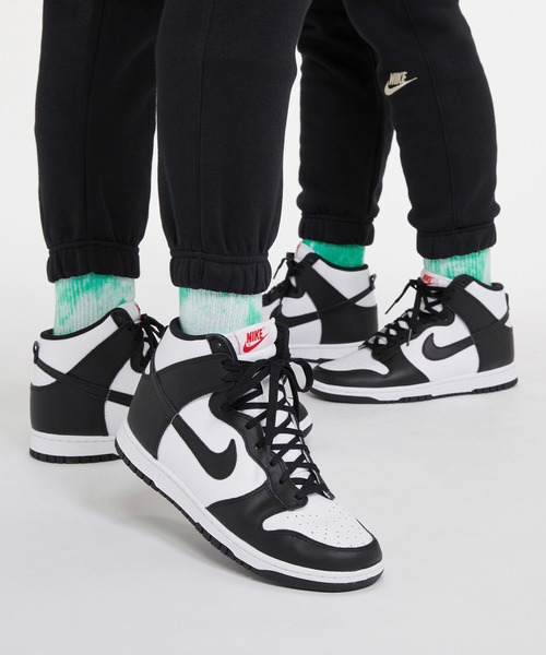 NIKE(ナイキ)の「ナイキ ダンク HIGH ウィメンズシューズ / スニーカー / Nike Dunk High Women's Shoe(スニーカー)」|ホワイト系その他2