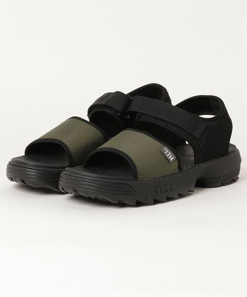 【 MEI / メイ 】 Xpac SANDAL エックスパック サンダル スポーツサンダル メンズサイズ 21SS
