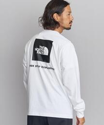<THE NORTH FACE(ザノースフェイス)> BACK LOGO L/TEE/Tシャツ