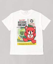 HYSTERIC FREAKS pt Tシャツ【L】ホワイト