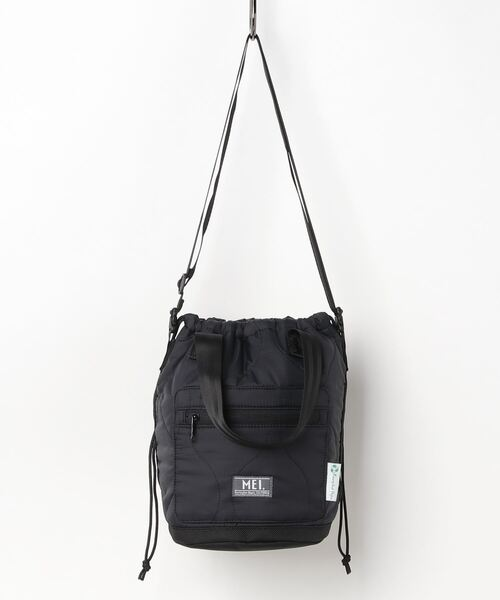 【 MEI 】 Recycled Quilting DRAW BAG