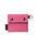 PORTER(ポーター)の「PORTER × B印 ヨシダ (GS) / 別注 HOLIDAY WALLET S(コインケース/札入れ)」|ピンク