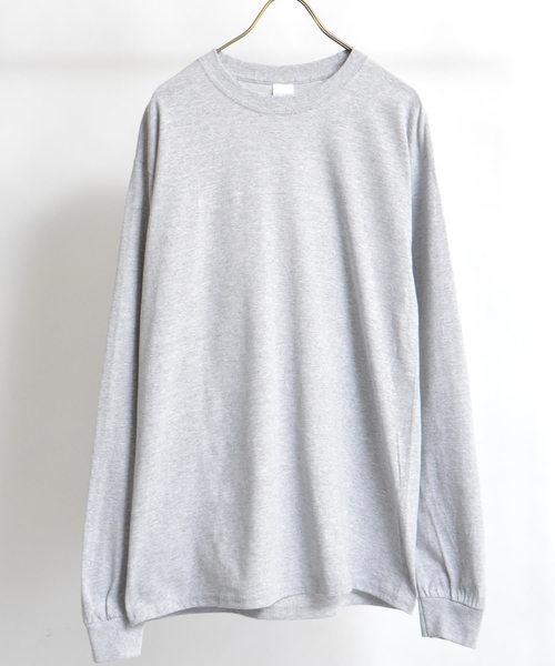 Gildan / ギルダン ドロップショルダー ビッグシルエット ロングTシャツ