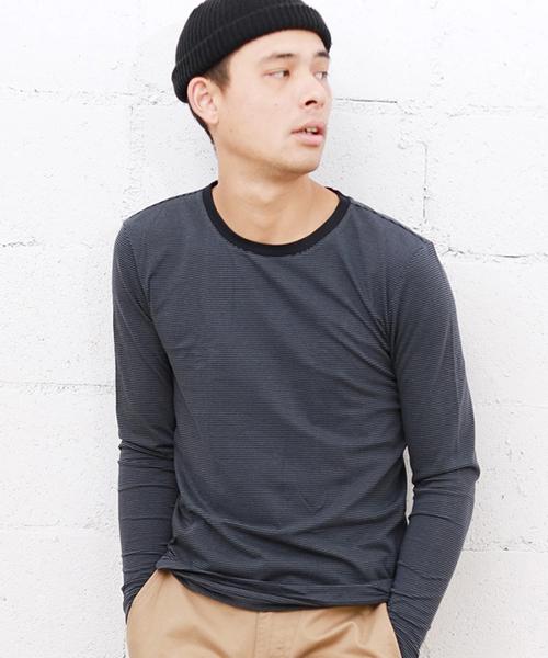 WEGO/G-WarmerクルーネックTシャツ