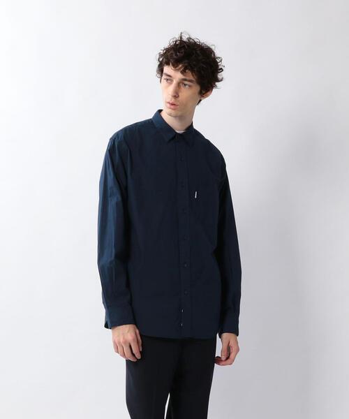 <S H> REGULAR COLLAR SHIRT/シャツ