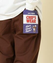 """【女性にもオススメ】シェフパンツ""""CHEF PANTS""""(一部WEB限定カラー)(イージーパンツ/バルーンパンツ/チェック/ストライプ/デニム)#"""