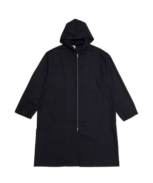 FALL2020 HOODED COAT