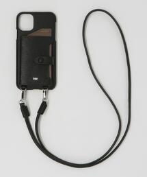 【別注】∴<tov>レザーiPhone 11/XR ショルダーパスケース