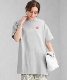 [ マンハッタンポーテージ ] ★★SC MANHATTAN PORTAGE ショートスリーブ ロゴ ロング Tシャツ